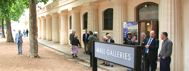 The Mall Galleries